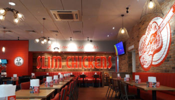 Slim Chickens Bluewater