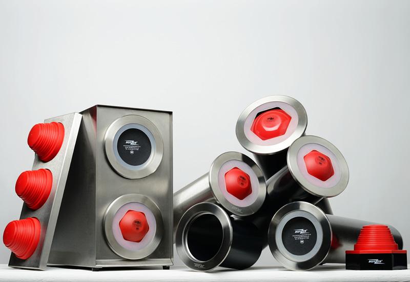 Bonzer hygienic cup dispensers
