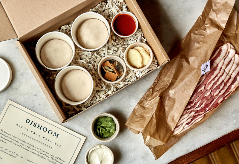 Dishoom home cookery kit