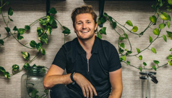 Mikey Pearce, co-founder, Clean Kitchen Club