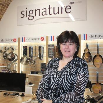 Paula Sherlock, managing director