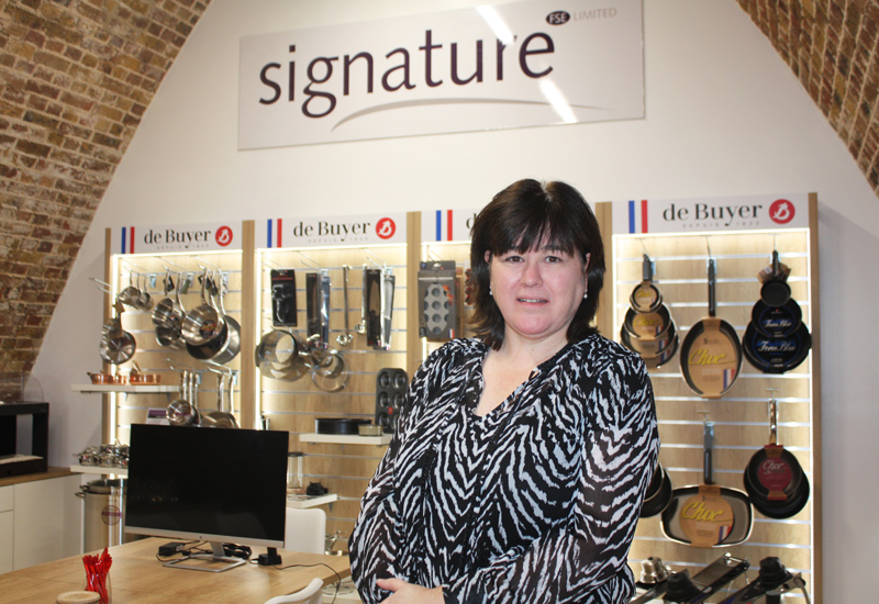 Paula Sherlock, managing director