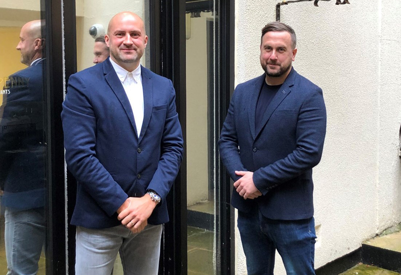 Phil McGuinness & Steven Burgess, Lucky Penny Consultants
