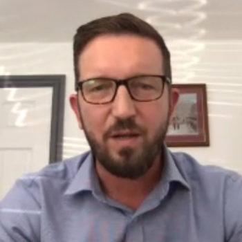 Scott Jones, sales and key account director