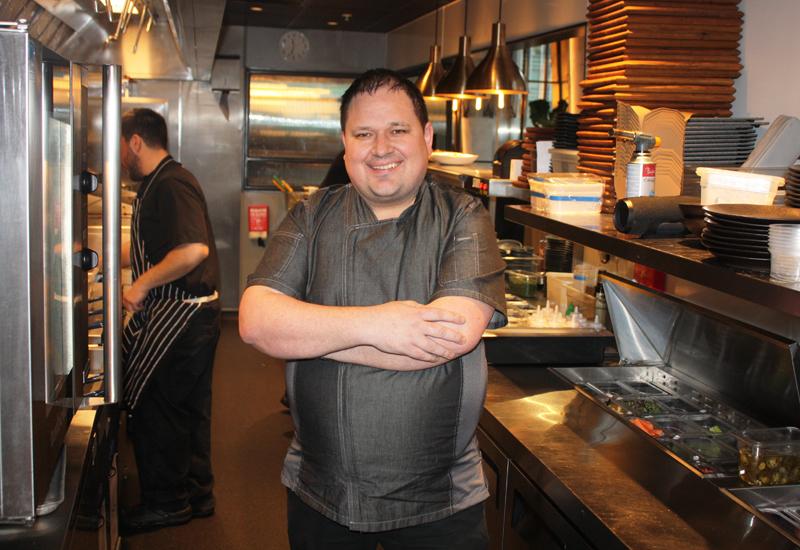 Seamus O'Donnell, culinary director 1