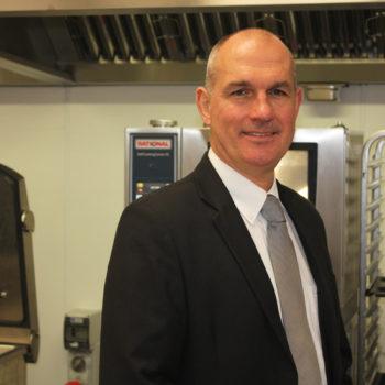Simon Lohse, managing director