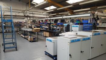 Nickel-Electro factory