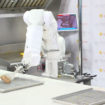 Miso Robotics Flippy kitchen assistant