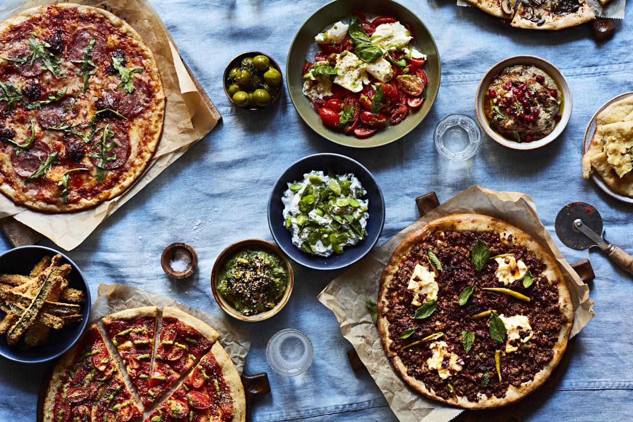 Gallio pizza