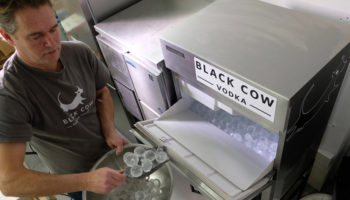 Hoshizaki ice machine at Black Cow