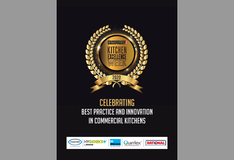 Kitchen Excellence Week 2020 report cover
