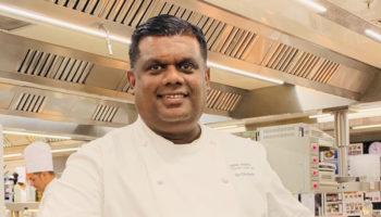 Mario Perera, executive chef, The Dorchester