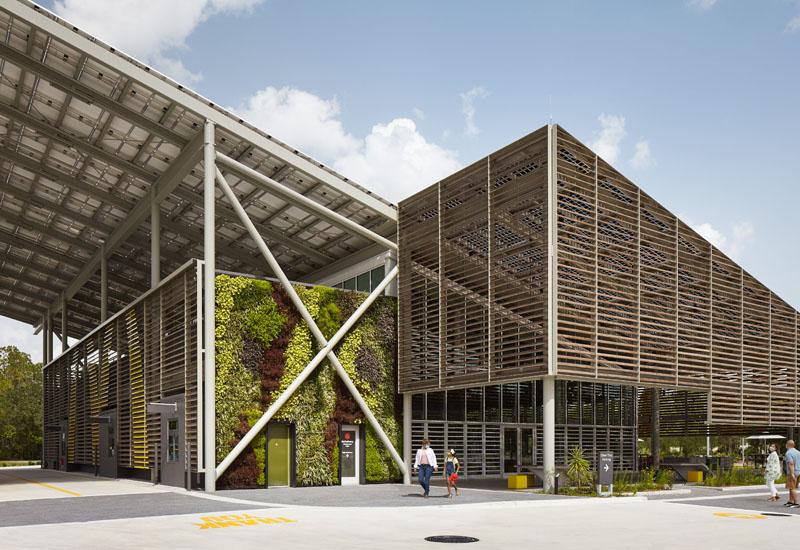 McDonald's energy efficient flagship, Florida 1