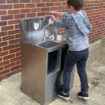 RH Hall reduced height handwash station