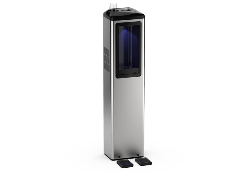 Futura Pedals hands-free water dispenser