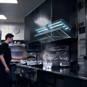 Kitchen Pollution Control (KPC) system