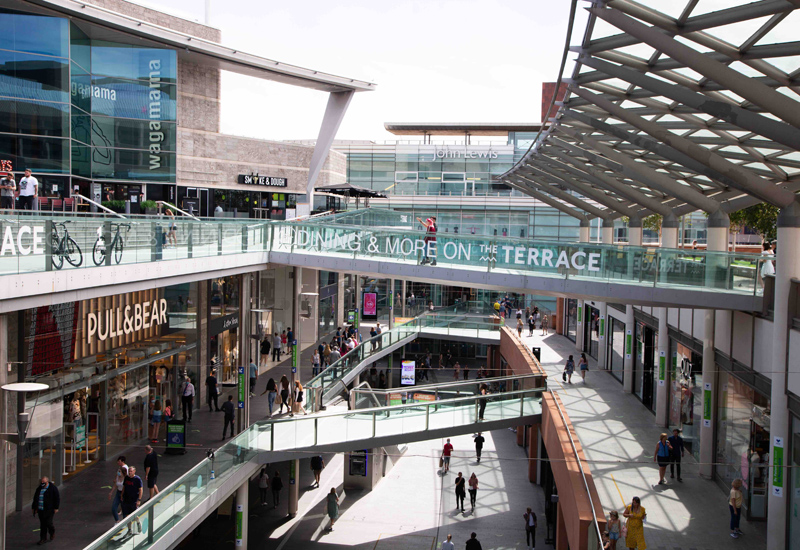 Liverpool ONE shopping centre