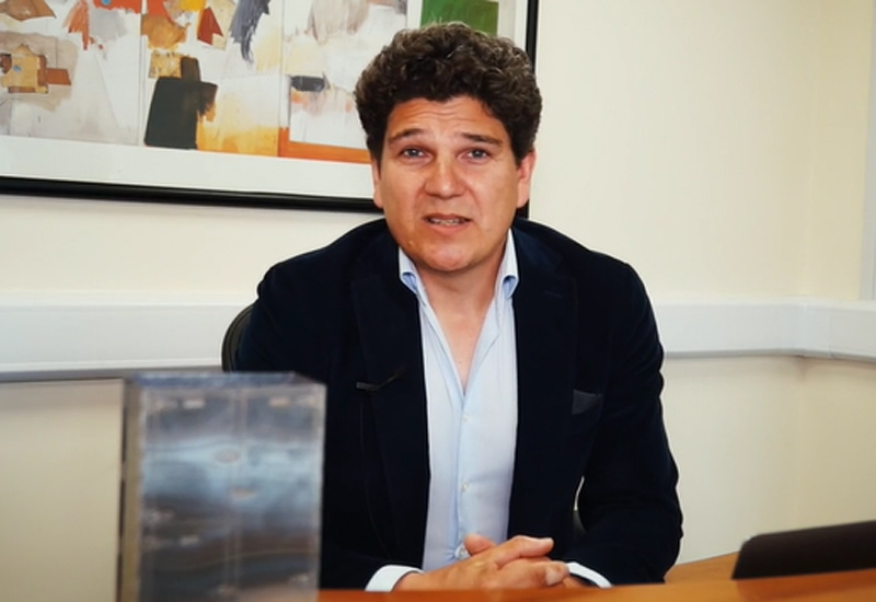 Nick Williams, managing director
