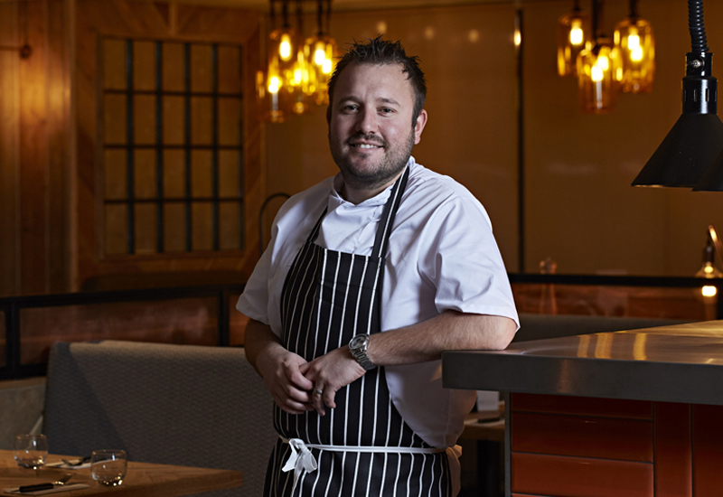 Paul Fletcher, senior quality and innovation chef