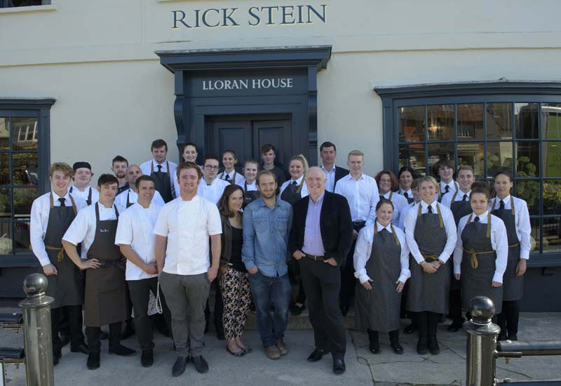 Rick Stein Marlborough restaurant