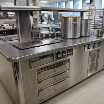 Athanor cook suite, Allegra, The Stratford Hotel