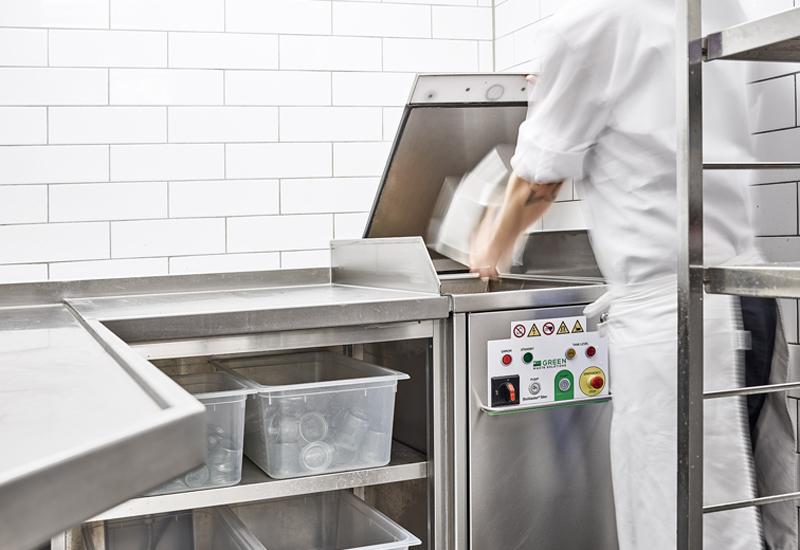 Biomaster food waste system