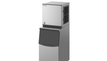 KMD-210AB-HC crescent ice maker