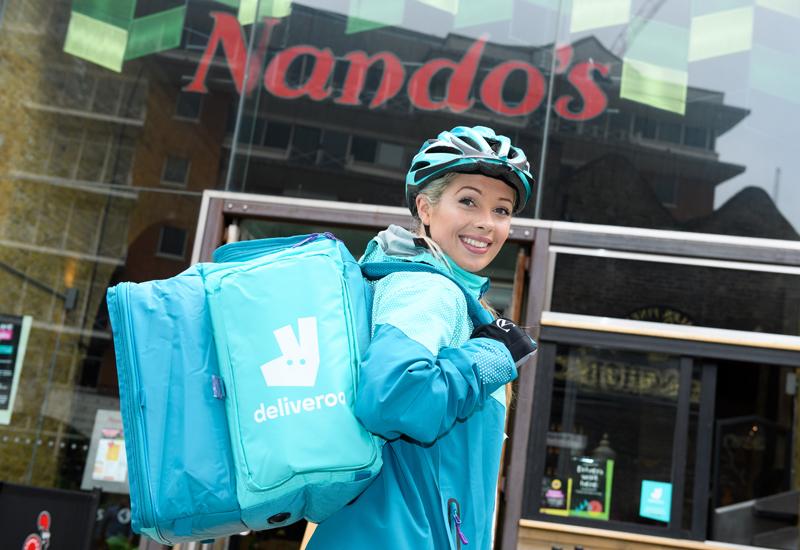 Nando's Deliveroo
