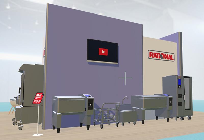 Rational pod, Specifi vNext virtual trade show