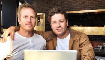 Steve Pooley, chef director special estate and projects, Jamie Oliver Restaurant Group and Jamie Oliver