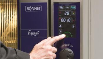 Bonnet Equajet combi oven