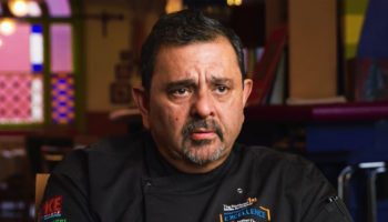 Cyrus Todiwala, chef patron