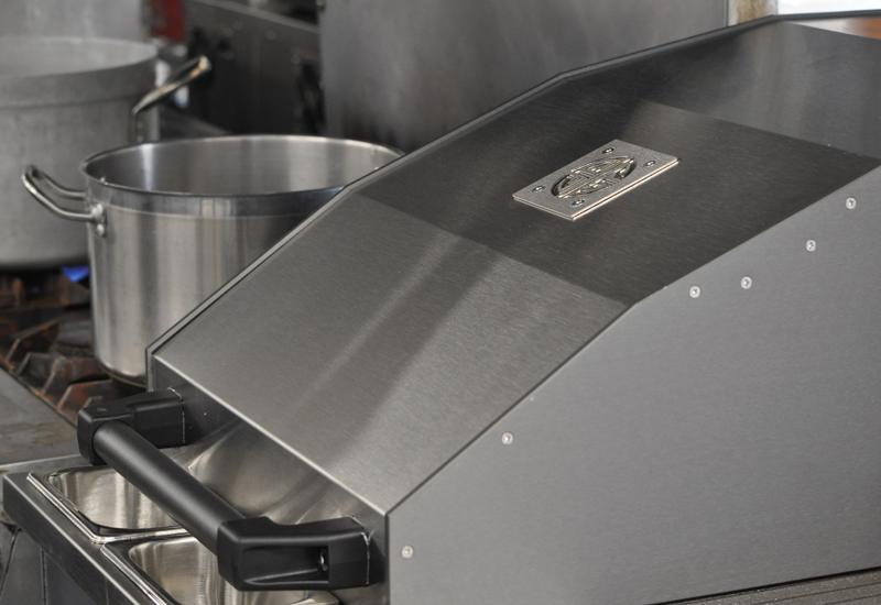 CharGo oven 1