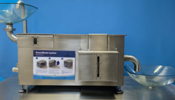 GreaseMaster Cyclone grease recovery unit 1