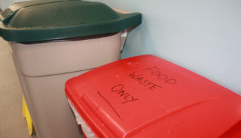 Food waste bins