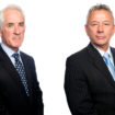 Ian Parr, Bristol regional manager and Bob Dyson, regional sales manager