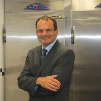 Malcolm Harling, sales & marketing director