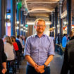 Simon Mitchell, CEO, KERB, Jon Davies, managing director, Levy UK and Petra Barran, founder, KERB