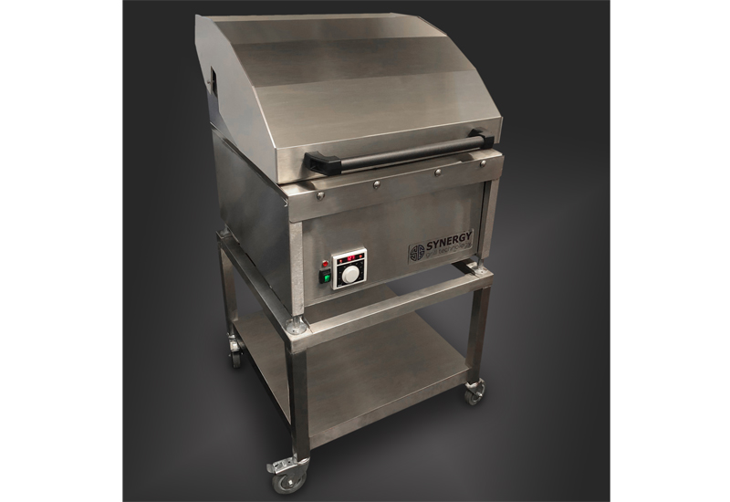 Synergy chargrill oven