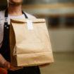 Takeaway food packaging
