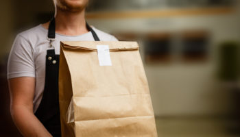 Takeaway food packaging