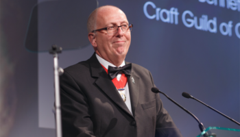 Andrew Bennett MBE, chair