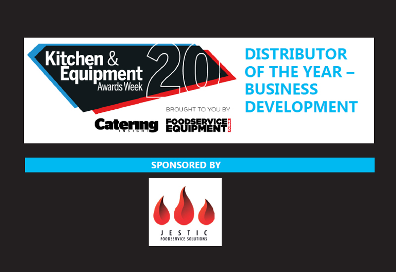 Distributor of the Year – Business Development