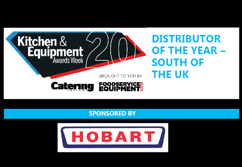 Distributor of the Year – South of the UK