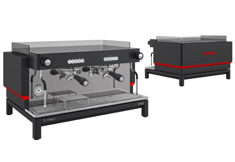 Crem EX3 coffee machine