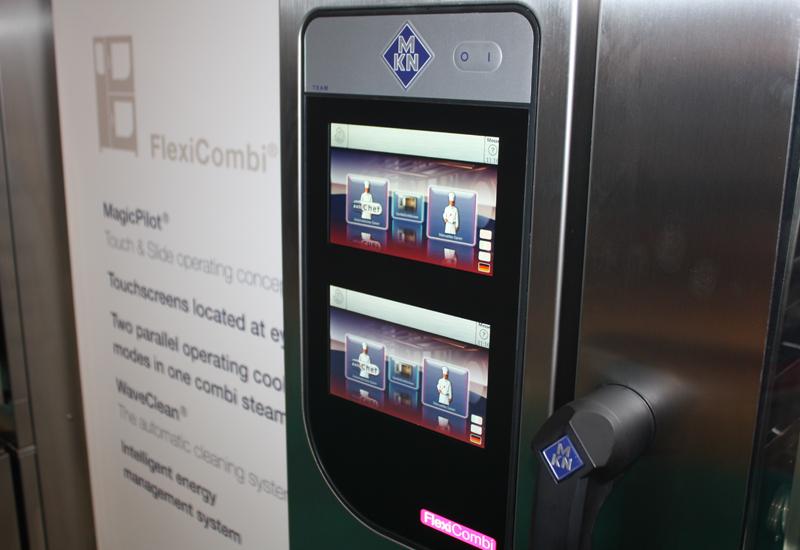 FlexiCombi MagicPilot combi oven