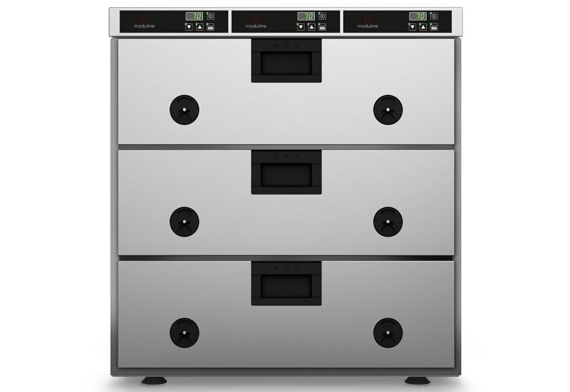 Moduline HSW313 multi-temperature holding drawers