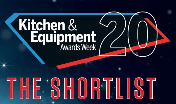 Kitchen Equipment & Awards Week 2020 shortlist