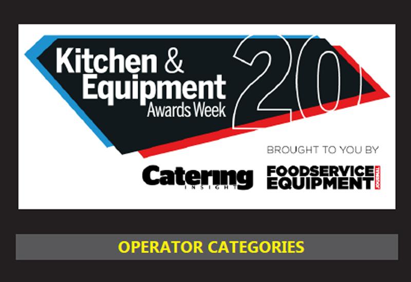 Operator categories