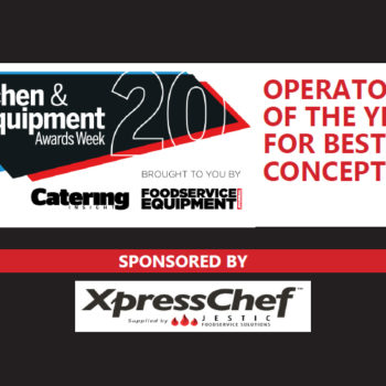 Operator of the Year for Best New Concept